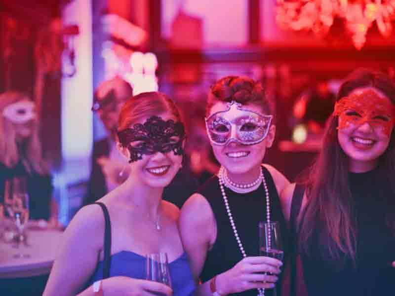 How to Have the Most Fun at a Halloween Party
